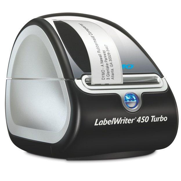 Dymo Labelwriter 450 Etiketten Label Aufkleber Drucker