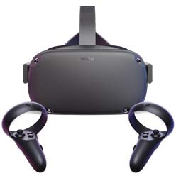 Oculus Quest All-in-One VR-Gaming Brille